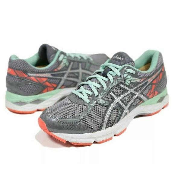 Asics Gel-Exalt 3 Running Shoes Gray Womens 8.5